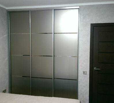 гардеробный шкаф купе в спальню