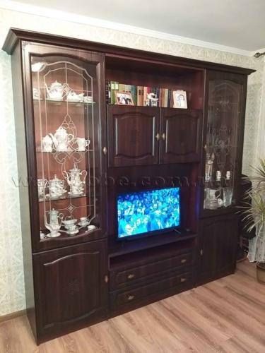 стенка с нишей под телевизор