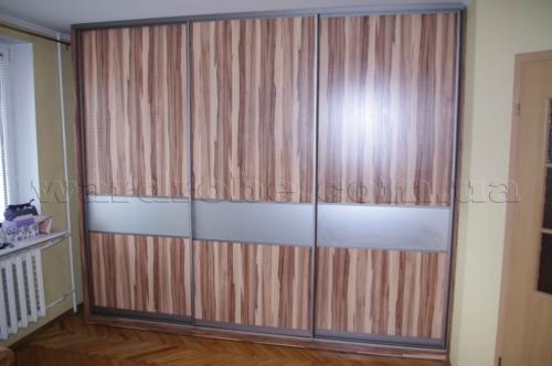 шкаф купе в спальню 3 метра